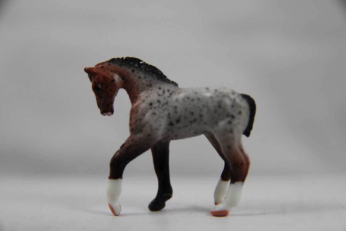 Breyer 7153 Socks N' Stripes